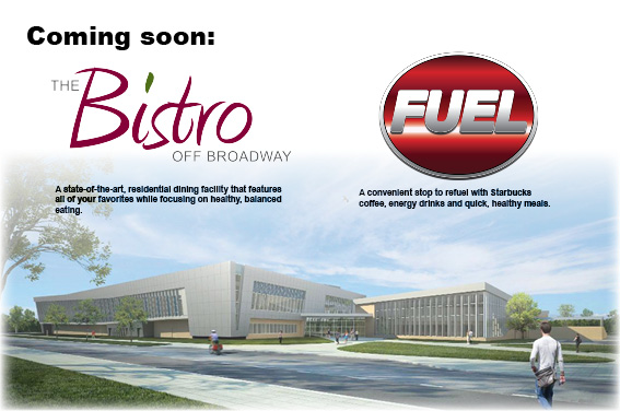 The Bistro/Fuel Coming Soon