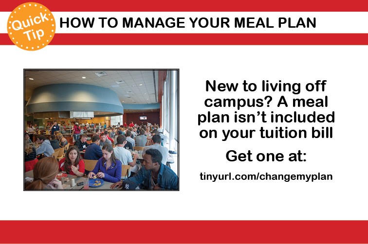 How to Manage Your Meal Plan 03