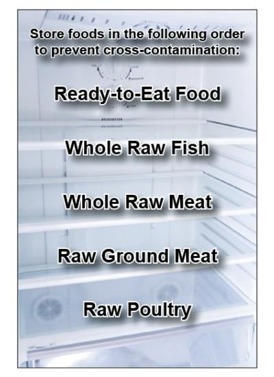 Food safety guidelines asc cortland auxiliary services Can you put hot food in the refrigerator