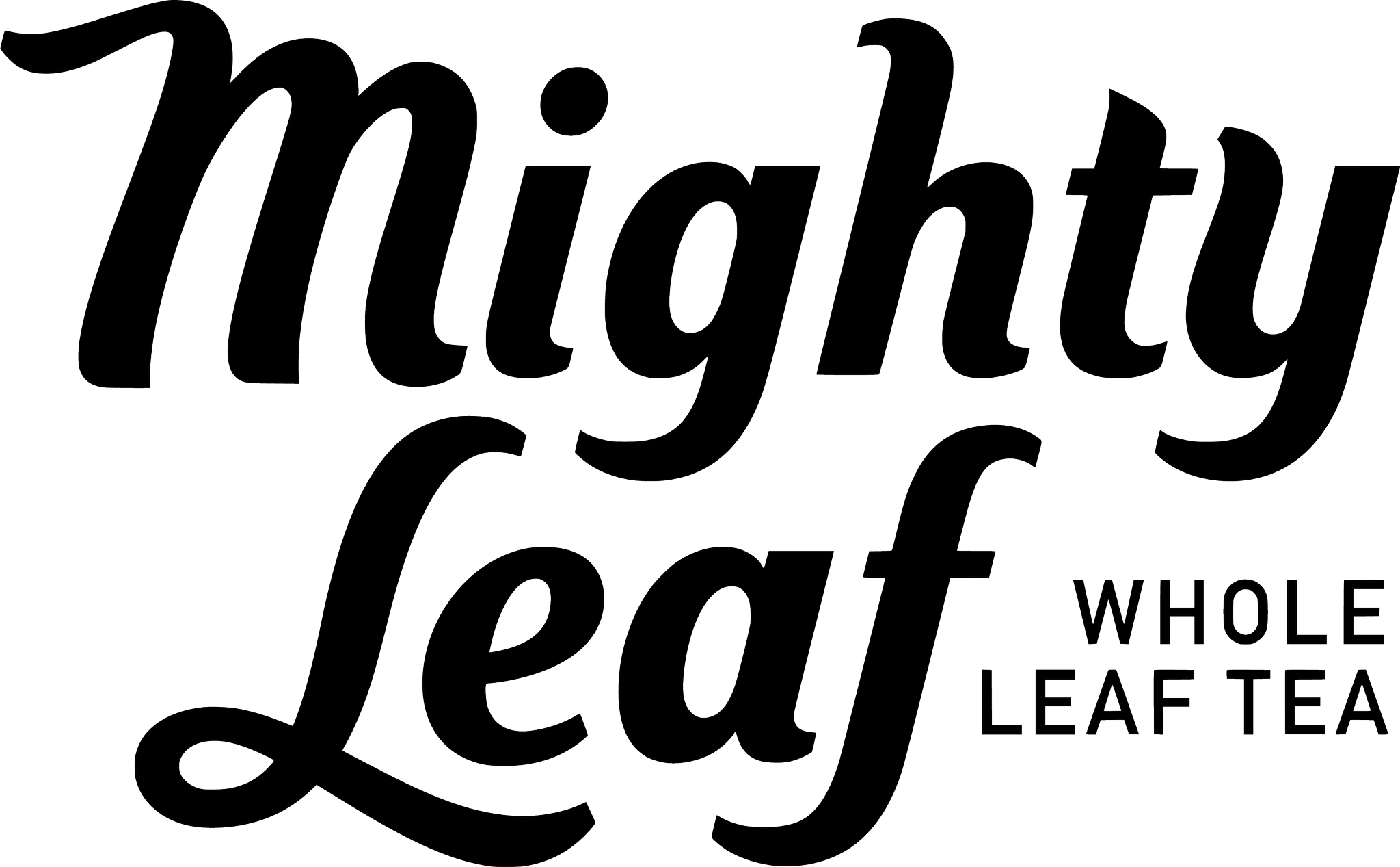Mighty Leaf logo