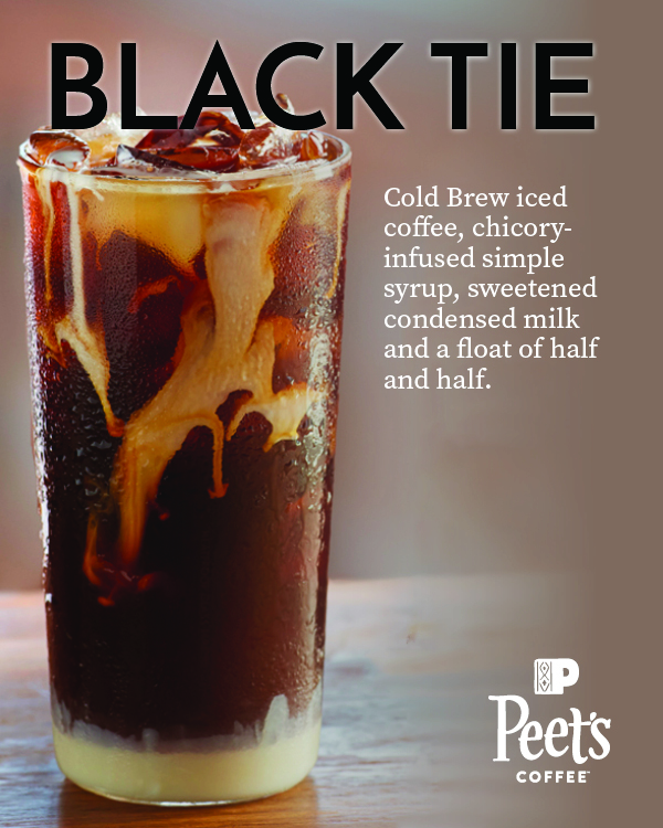 Black Tie specialty drink
