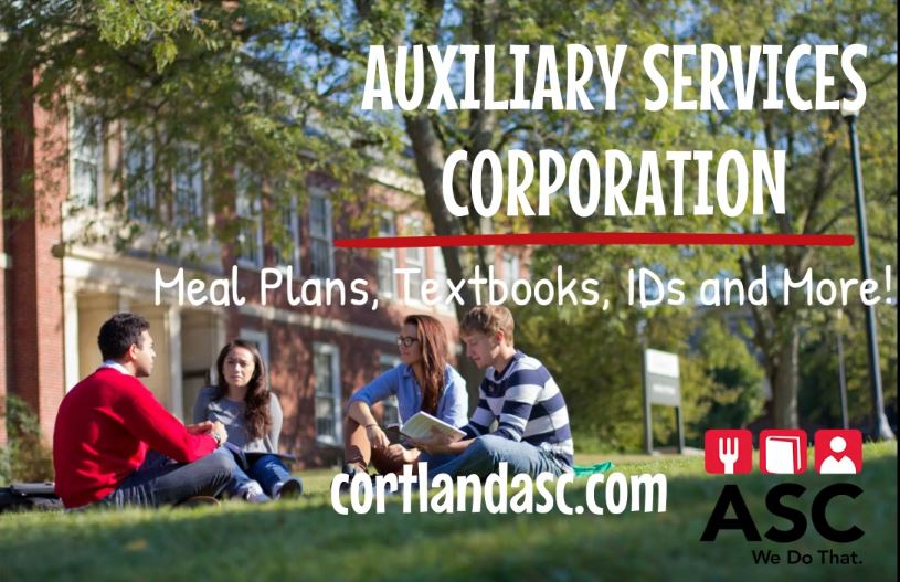 Meal Plans, Textbooks, IDs and More!