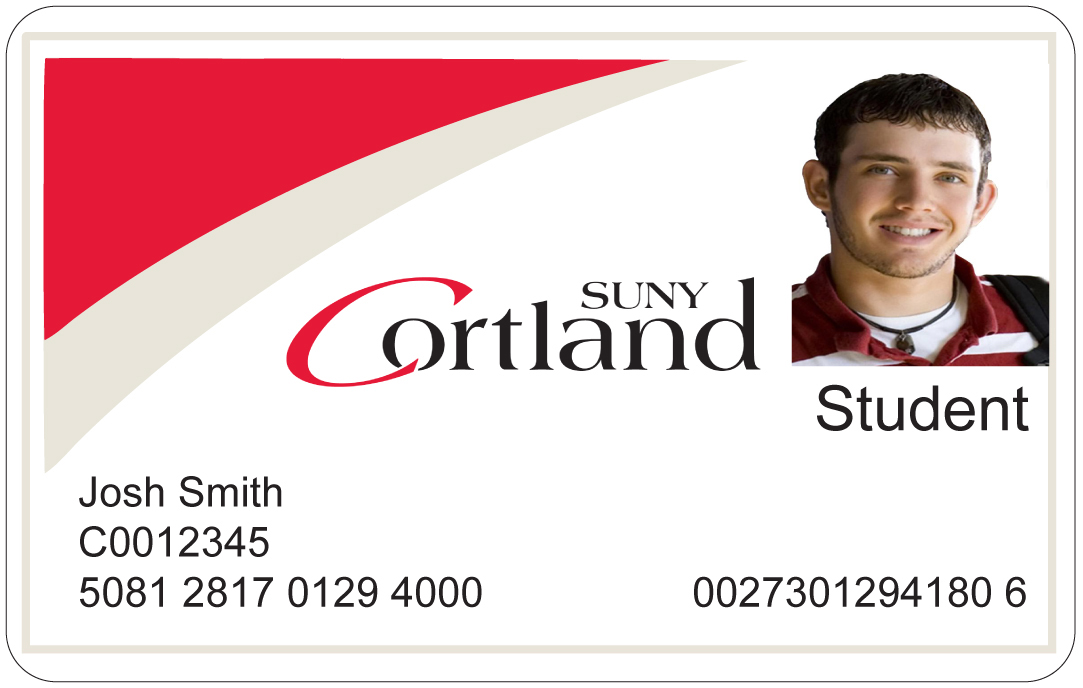 Lost Card  Asc Cortland Auxiliary Services Corporation